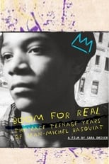 Poster for Boom for Real: The Late Teenage Years of Jean-Michel Basquiat