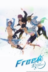 Poster anime Free!: Eternal SummerSub Indo