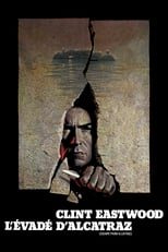 L'Evadé d'Alcatraz  (Escape from Alcatraz) streaming complet VF HD