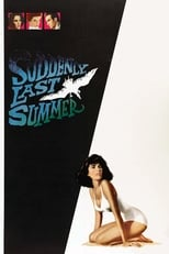 Poster for Suddenly, Last Summer