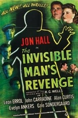 The Invisible Man\'s Revenge