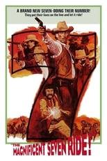 The Magnificent Seven Ride! (1972) Box Art