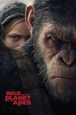 War for the Planet of the Apes (2017) Box Art