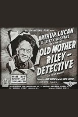 Old Mother Riley Detective (1943) box art