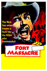 Fort Massacre (1958) Box Art