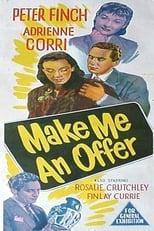 Make Me an Offer (1954) Box Art