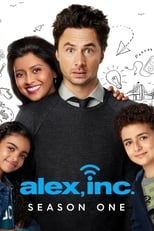 Alex, Inc. 1ª Temporada Completa Torrent Legendada