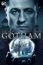 Gotham 3ª Temporada Completa Torrent Dublada e Legendada