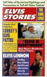 Official movie poster for Elvis Stories (1989)