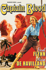 Poster for Captain Blood