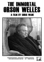 The Immortal Orson Welles (2019) Box Art