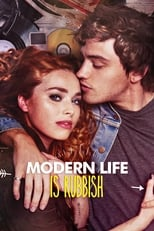 Poster for Modern Life Is Rubbish
