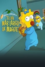 Maggie Simpson en El día más largo de Maggie