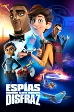 Image Spies in Disguise (Espías a escondidas) (2019)