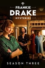 Frankie Drake Mysteries 3ª Temporada Completa Torrent Legendada