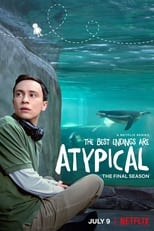 Poster Image for TV Show(Season 4) - Atypical