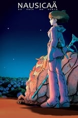 Nausicaä do Vale do Vento (1984) Torrent Legendado