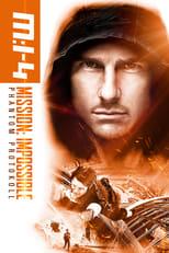 Filmposter: Mission: Impossible - Phantom Protokoll