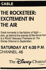 Rocketeer: Excitement in the air