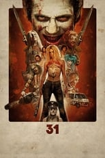 31 – A Morte é a Única Saída (2016) Torrent Dublado e Legendado