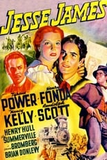 Jesse James (1939) Box Art