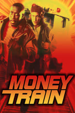 Official movie poster for Money Train (1995)
