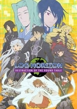 Poster anime Log Horizon: Entaku Houkai Sub Indo
