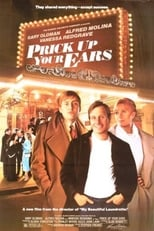 Prick Up Your Ears (1987) Box Art