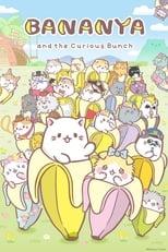Poster anime Bananya: Fushigi na Nakama-tachi Sub Indo