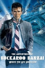 As Aventuras de Buckaroo Banzai (1984) Torrent Legendado