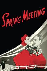 Spring Meeting (1941) Box Art
