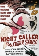 The Night Caller (1965) Box Art