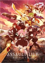 Poster anime Assault Lily: Bouquet Sub Indo