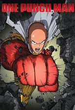 Poster anime One Punch Man Specials Sub Indo