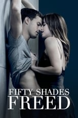 Official movie poster for Fifty Shades Freed (2018)