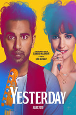 VER Yesterday (2019) Online Gratis HD