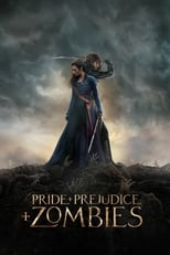 Official movie poster for Pride and Prejudice and Zombies (2016)