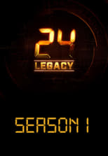 24 Legacy 1ª Temporada Completa Torrent Dublada e Legendada