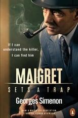 Poster van Maigret Sets a Trap