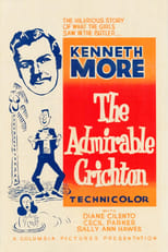 The Admirable Crichton (1957) Box Art