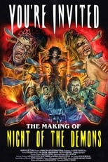 You're Invited The Making of Night of the Demons (2014) Torrent Legendado
