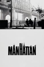 Official movie poster for Manhattan (1979)