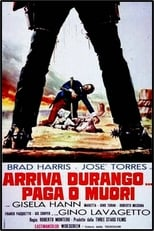 Durango Is Coming, Pay or Die (1971) box art