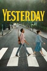 Filmposter: Yesterday