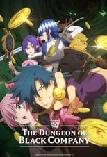 Poster anime Meikyuu Black Company Sub Indo