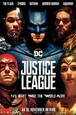 Justice League: Bruce Wayne alias Batman hat wieder Vertrauen in die Menschheit – auch dank Superman, der im Kampf gegen das Monster Doomsday wahre Selbstlosigkeit bewies und sich opferte. Als sich das mächtige außerweltliche Wesen Steppenwolf mit einer Armee Paradämonen anschickt, die Erde zu überfallen, wendet sich Batman an Diana Prince, besser bekannt unter dem Namen Wonder Woman, die gegen Doomsday eindrucksvoll zeigte, was sie kann. Gemeinsam rekrutieren sie ein Team von Superhelden, bestehend aus den Metamenschen, auf die die beiden bereits aufmerksam geworden sind: Aquaman, Cyborg und The Flash verbünden sich mit Batman und Wonder Woman, aber der Angriff auf die Erde scheint dennoch nicht mehr zu verhindern sein…