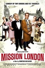 Mission London (2010) Torrent Legendado
