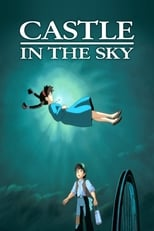 Poster van Castle in the Sky