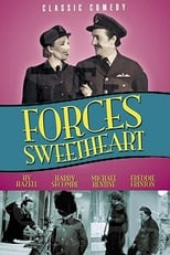 Forces' Sweetheart (1953) Box Art