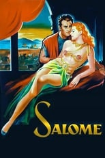 Salome (1953) Box Art